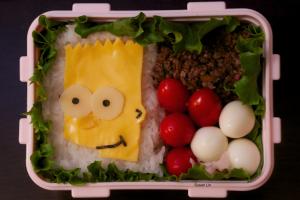 бенто - красиво оформленная еда, которую ребенку захочется есть, лайфхакер для мам