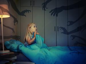 Монстры под кроватью и страшные сны. Лайфхаки для мам.