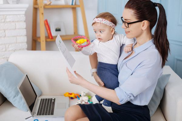 Работающая мама: 5 советов как найти время на себя?