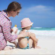 Сухая кожа у детей: причины сухости и как за ней ухаживать