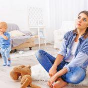 Мне не нравится быть мамой. Кто нибудь еще чувствует это?
