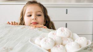 количество потребляемого во времени сахара для ребенка и его будущего имеет значение