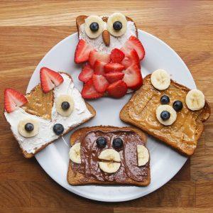 Что должен включать завтрак для ребенка