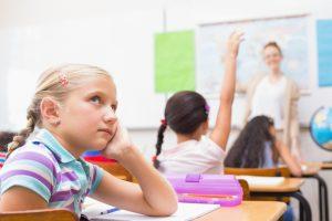 ребенок не хочет учиться из-за проблемы с концентрацией внимания