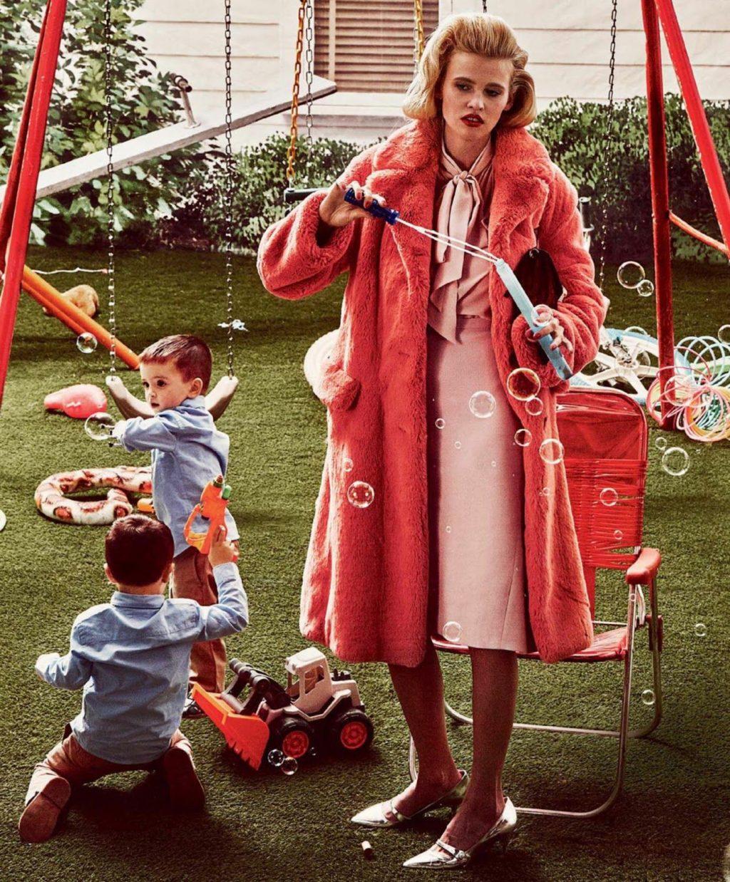 Лучший и универсальный совет для родителей. Всего 1 слово — «отпусти».