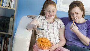 ожирение у детей - что делать
