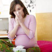 Лечение простуды во время беременности. Насморк, кашель и температура во время беременности – что делать и чем лечиться?