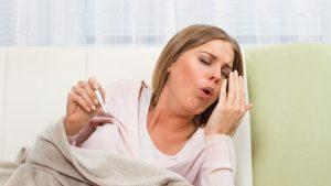 кашель - лечение простуды вов время беременности