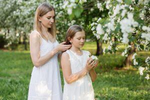 дружба с мамой и парентификация