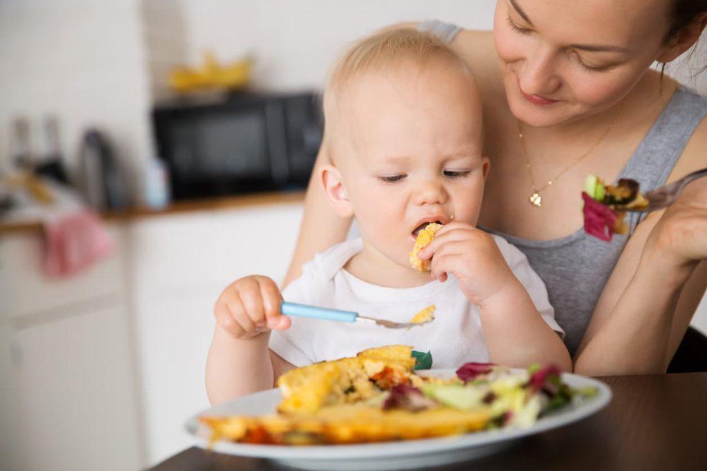 5 золотых правил для питания ребенка после года