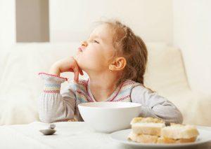 правила питания ребенка после года
