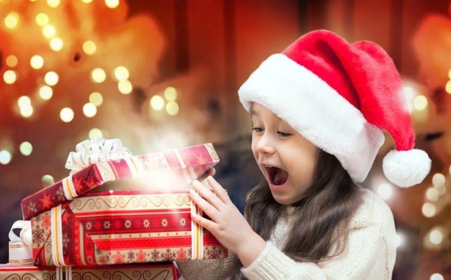 Подарок для ребенка на Новый год — что дарить в 2020?