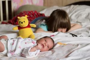 второй ребенок забирает все внимание родителей