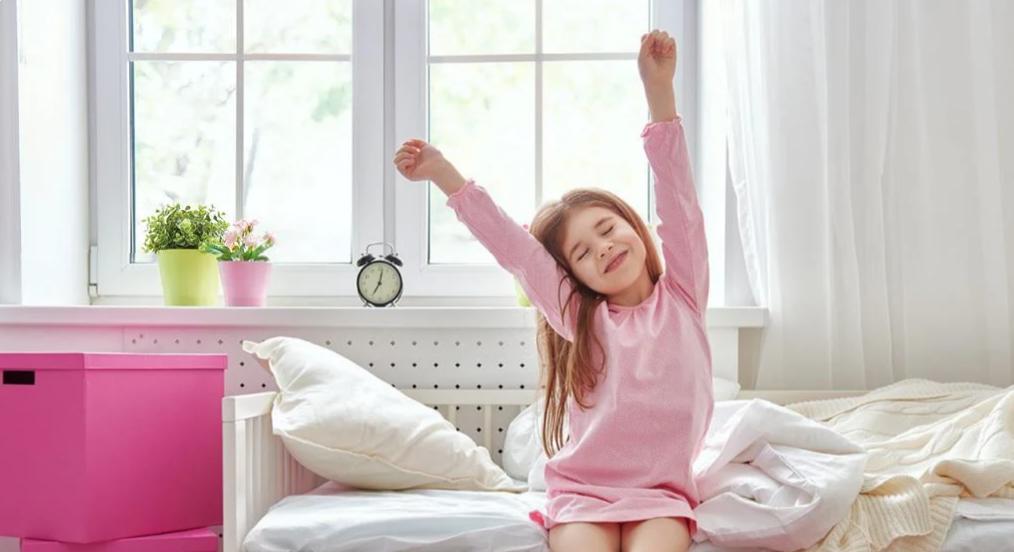 Разбудить ребенка без капризов. Ищем подход к крохе