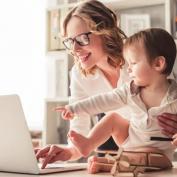 Работа в декрете из дома. 10 вещей, о которых стоит помнить