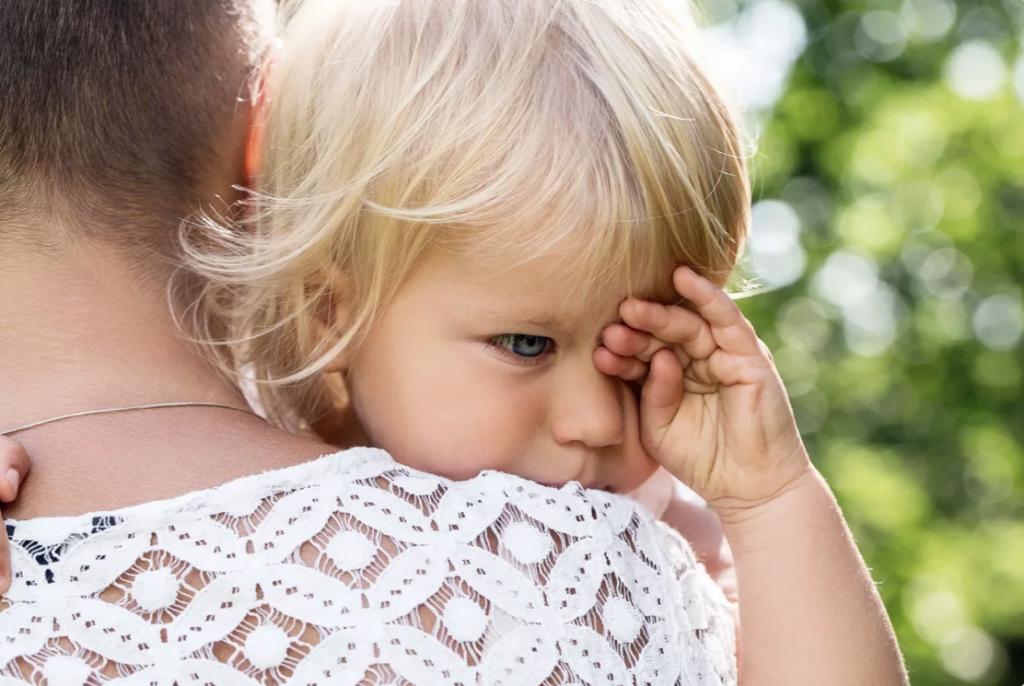 Как реагировать на слезы ребенка? ТОП-5 ошибок родителей