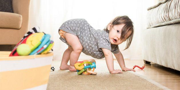 Как ребенок ползает? — 6 стилей