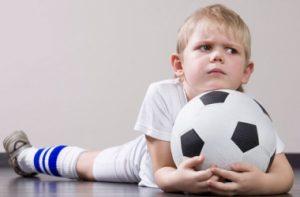 Почему ребенку важно заниматься спортом?