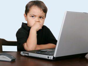 Использование интернета детьми - как я обезопасила своего ребенка.