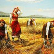 «Раньше бабы в поле рожали, а дети здоровее были» — да ну???