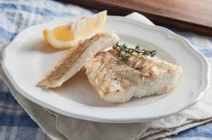 Рыбное филе для детей