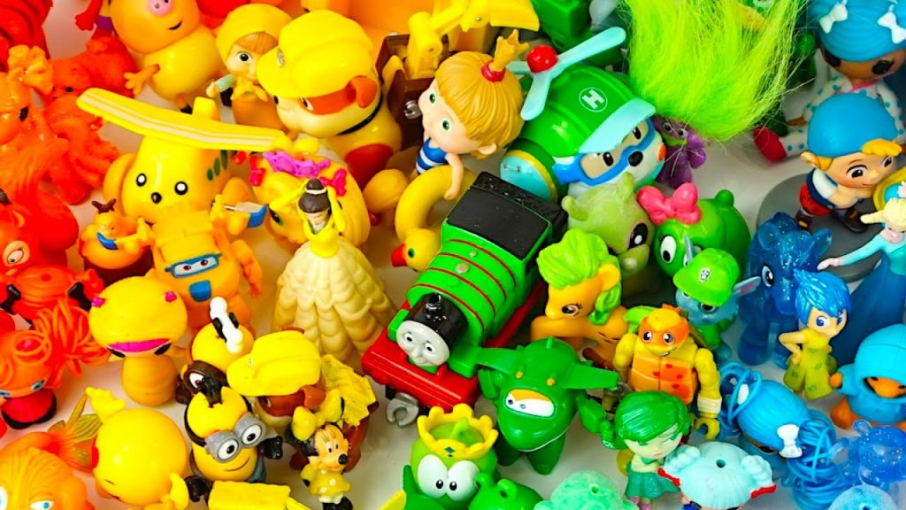 Странные игрушки для детей — ТОП 10 самых невероятных