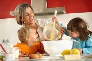Готовим с детьми - 9 советов, как не сдаться раньше времени