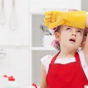 Самые чистоплотные знаки зодиака – какие дети прибираются сами?