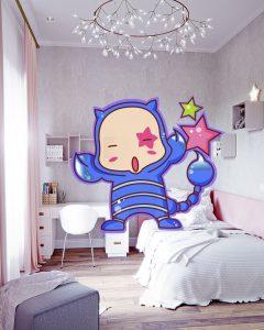 Знаки зодиака – каких детей трудно заставить прибираться?