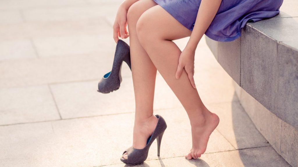 Как снять отечность ног при беременности? – 9 советов