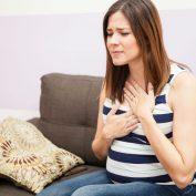 Изжога при беременности – почему не всегда виновата еда. Как избавиться от изжоги во время беременности?