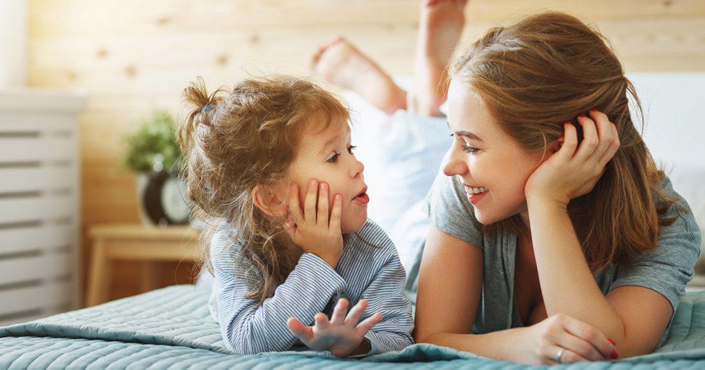 Ребенок много говорит – почему и что делать? — 7 причин, которые требуют внимания родителей