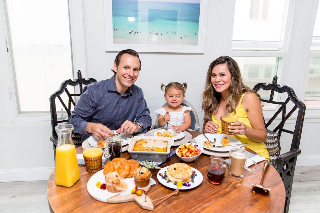 Теперь всегда собираю семью на завтрак, как бы они ни сопротивлялись. Объясняю почему