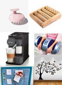 Идеи новогодних подарков для семьи своими руками и из магазина.