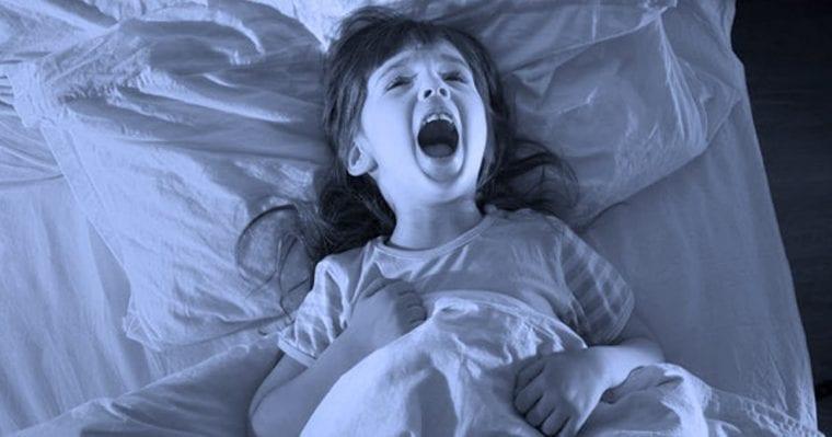 Детские кошмары – 5 сигналов говорят что пора к врачу