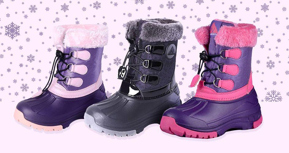 Как выбирать зимние ботинки для ребенка – 4 важных критерия при выборе зимней обуви ребенка