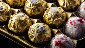 Конфеты Фереро Роше - куда спрятать конфеты?