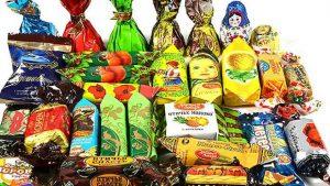 Разные конфеты российской фабрики - куда спрятать конфеты от детей и домочадцев?