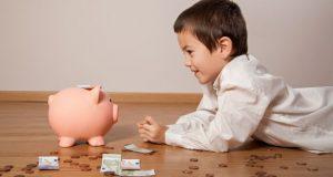 Ребенок и копилка свинка - чему должны научить родители. ВЕщи, которые научат в школе.