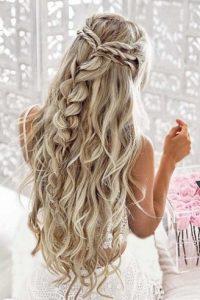 Белая коса - витамины для волос после беременности от выпадения.