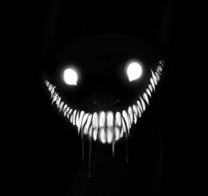 Монстр - почему дети боятся темноты.