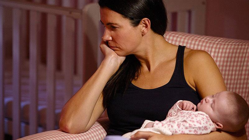 Сколько длится послеродовая депрессия? Депрессия или временная грусть?