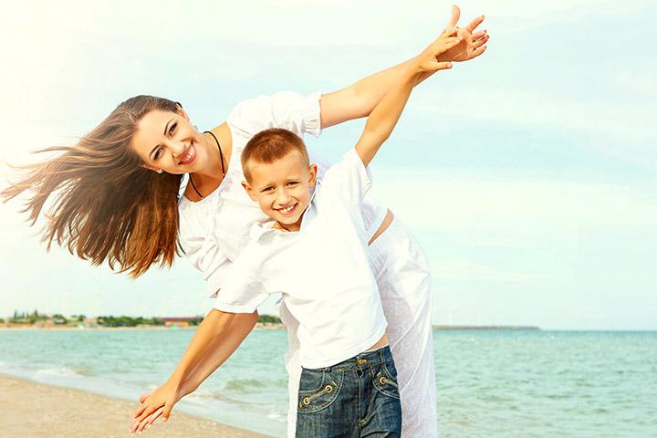 Каково быть мамой сына? Что значит быть мамой мальчика