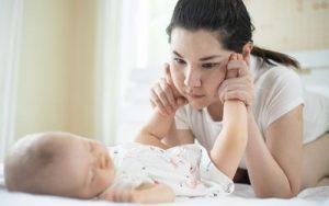 Апатия. Сколько длится послеродовая депрессия у жены?
