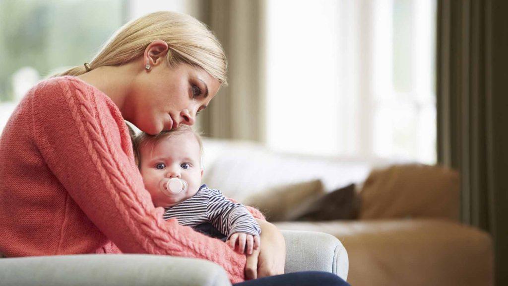 Как избежать послеродовой депрессии? 9 советов, как не впасть в депрессию после родов
