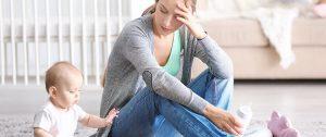 Советы, как не впасть в послеродовую депрессию.
